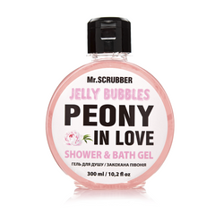 Фото Гель для душу Jelly Bubbles Peony in Love Mr.SCRUBBER